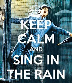 libro singing in the rain singing in the rain inspirational quote by studiomarshallarts 5 00 musicals