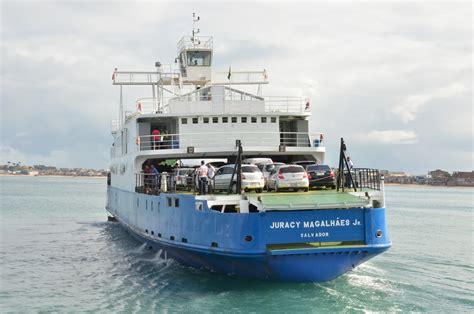 ferry boat salvador itaparica cinco ferries operam na travessia entre salvador e