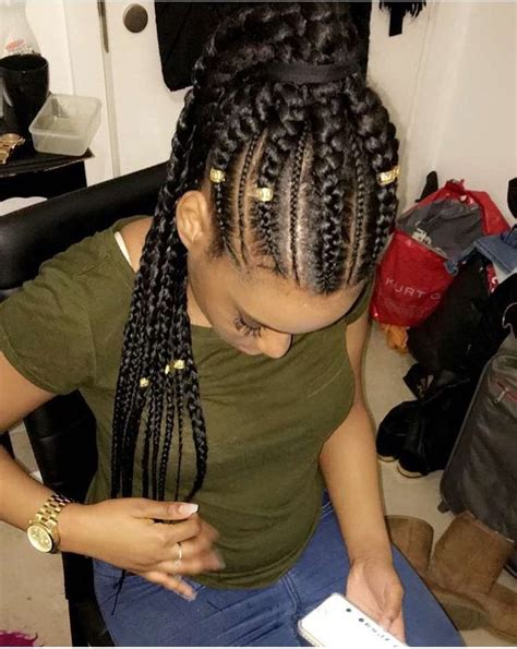 ghana cornrow in ponytail 567 best images about cornrows ghana braids on pinterest
