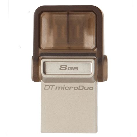 Usb Otg Kingston 8gb usb kingston dt duo otg 8gb 2 0 dienmayxanh