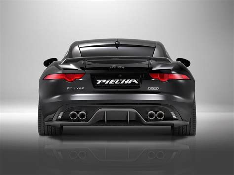 Car Design Types by Piecha Design Unveils Its Jaguar F Type R Program