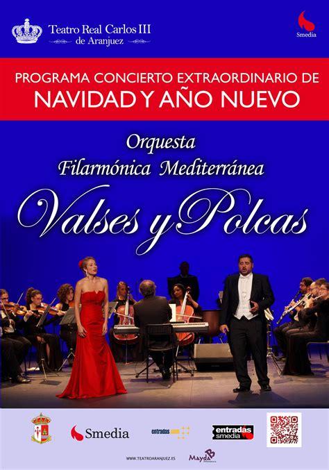 entradas concierto de a o nuevo concierto de navidad y a 241 o nuevo en el teatro real carlos