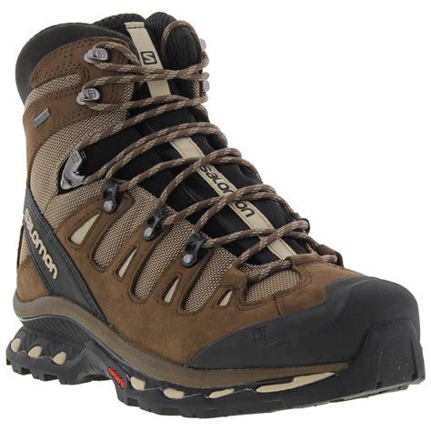 salomon quest 4d 2 gtx mens tex waterproof walking hiking boots size 8 5 12