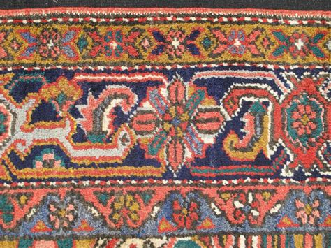 colorful rugs for sale colorful heriz rug for sale at 1stdibs