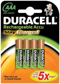 Amazonbasics Pile Rechargeable Aa X4 Aaa X4 pile rechargeable duracell