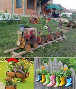 5 cool planter ideas for your garden to welcome