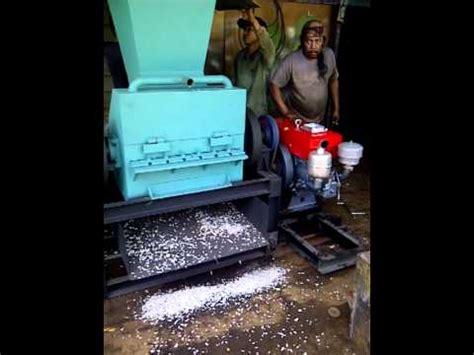 Mesin Cuci Giling Plastik mesin giling plastik kap 1 5ton per hari