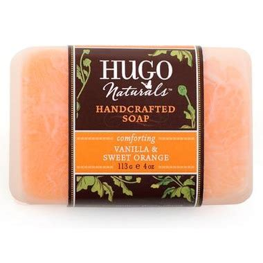Vanilla Bar Soap buy hugo naturals vanilla sweet orange bar soap at well