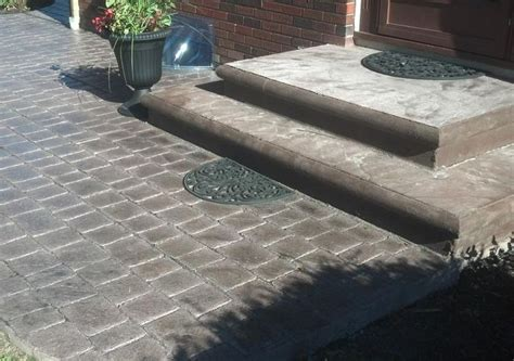 15 best images about Stamped Concrete Walkway Idea Board