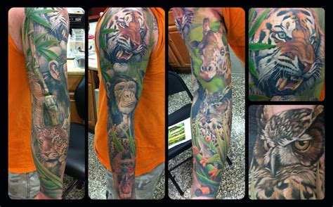 otzi tattoo agency otzi agency norfolk va united states animal