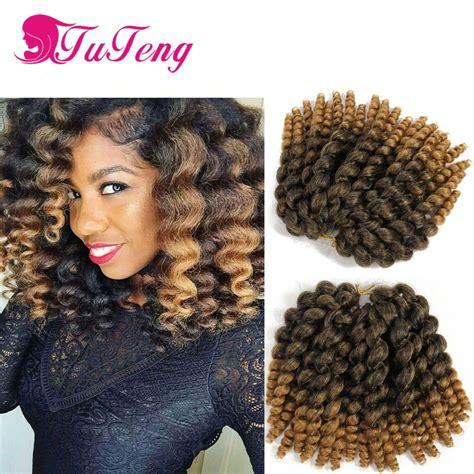 curly hair weave braid pattern wand curl crochet braids curly crochet hair extensions 22