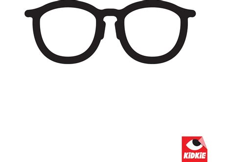 Clean Specs Glasses Vector Free Vector Art At Vecteezy