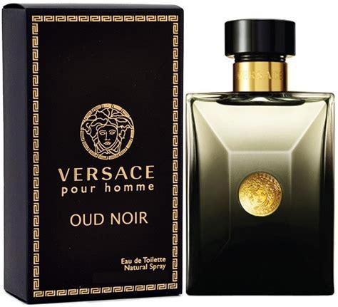 Parfum Versace Noir buy versace pour homme oud noir edp 100 ml in