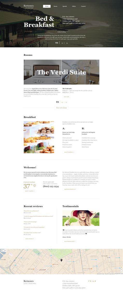 free hotel website template templatemonster kernesco the best hotel website template