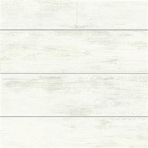 shiplap wallpaper shiplap wallpaper in ivory and grey from the magnolia home