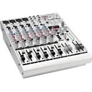 Mixer Behringer Eurorack Behringer Eurorack Ub1204fx Pro 12 Input Mixer At Gear4music