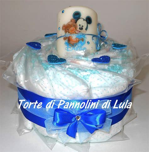 candele regalo torta di pannolini pers candela idea regalo