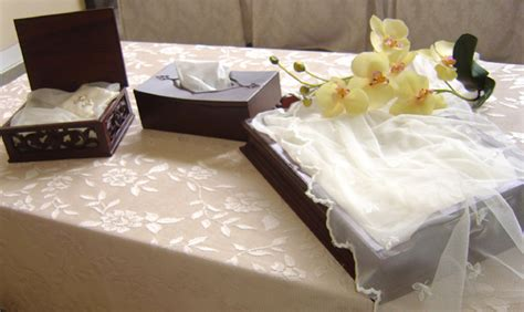 design meja akad nikah matrimony