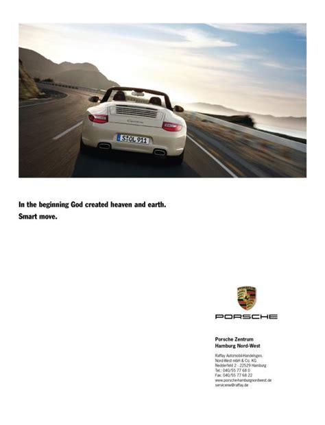 Porsche Praktika by Porsche Quot Porsche God Quot Print Ad