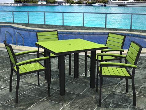 awesome plastic outdoor tables outdoor decorations
