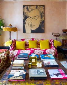 the abode that rocks inside rock chic jo wood s