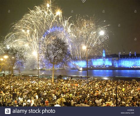 new year s thames river fireworks river thames crowded crowd london horizontal new