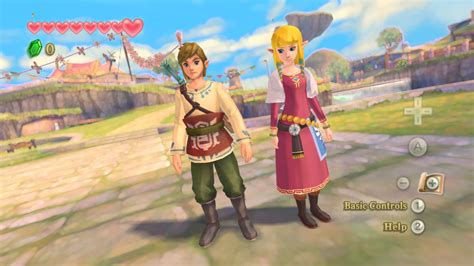 skyward sword reflection the legend of skyward sword アニラブ