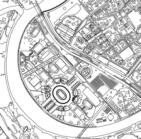 city map coloring page gretchen peterson s city maps is an adult coloring book