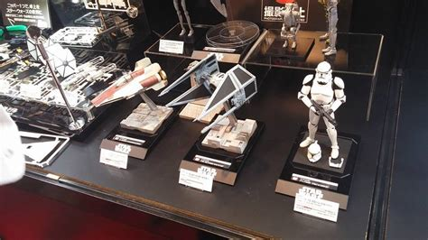 Bandai Wars Yoda bandai wars model kits at shizuoka hobby show the