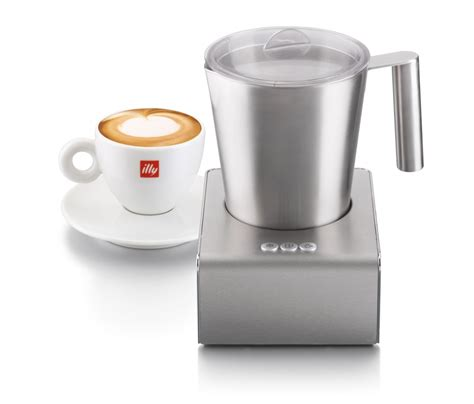 Hongxin Milk Frother Latte Capuccinno illy electric induction milk frother new espressocrazy