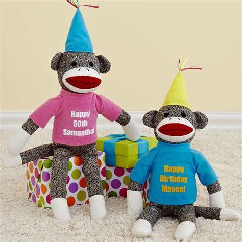 The Birthday Sock by Birthday Sock Monkey For The