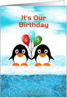 age specific shared birthday cards from greeting card universe