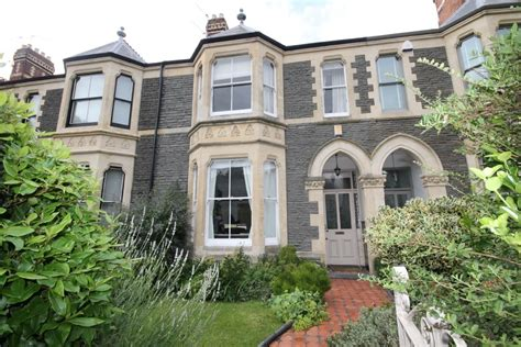 4 bedroom houses for sale in cardiff 4 bedroom terraced house for sale in plasturton avenue