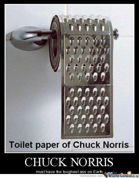 Toilet Paper Meme - chuck norris toilet paper by aksel123 meme center