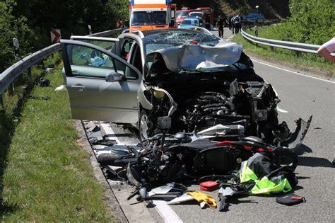 Motorrad Unfall Zwingenberg by Lindenberg Wachenheim T 246 Dlicher Verkehrsunfall