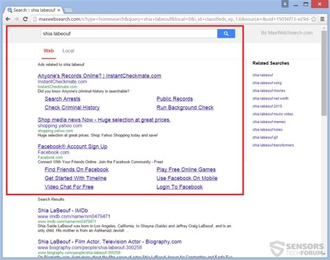 Max Search Remove Maxwebsearch Completely How To Technology And Pc Security Forum