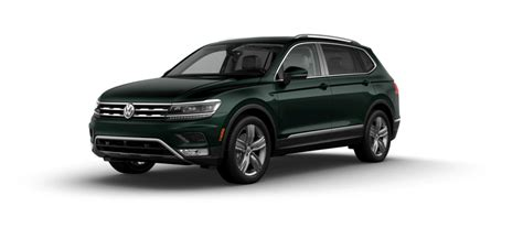 dark green volkswagen the 2018 volkswagen tiguan hits avon in