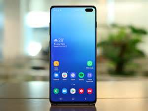 Samsung Galaxy S10 Samsung Galaxy S10 Plus Review A Premium 2019 Flagship With A Few Compromises Tech Reviews