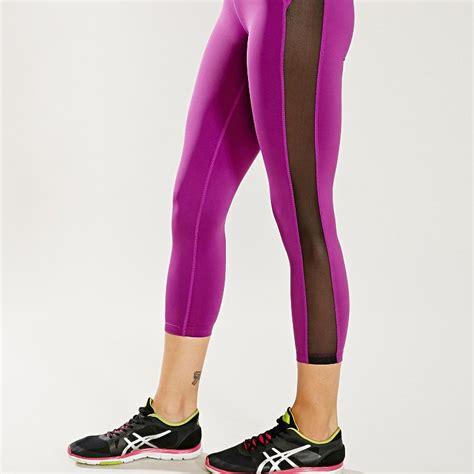 Legging Legging Aerobik Celana Olahraga Celsna Fitnes 8 model celana legging untuk olahraga yang nyaman dipakai vemale