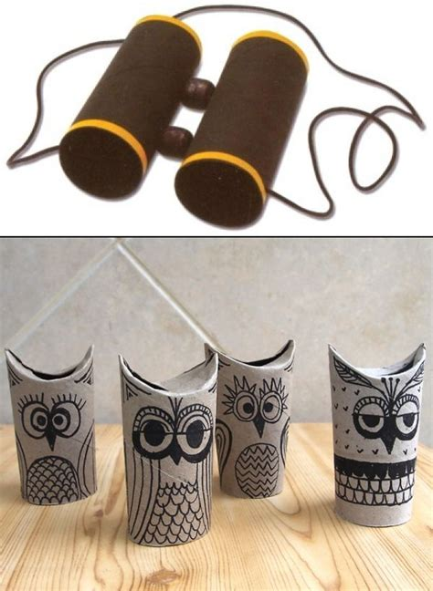 Cool Things To Make With Toilet Paper Rolls - 72 best images about toilet roll craft on