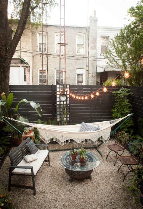 un patio dise 241 o de exteriores el antes y despu 233 s de un patio peque 241 o