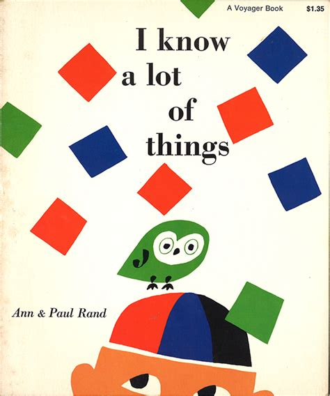 paul rand a designers it s nice that the legendary paul rand is celebrated in a great looking new exhibition