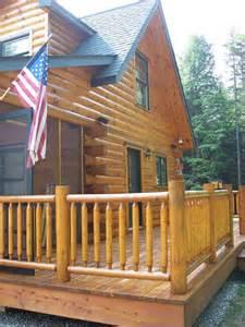 paint colors log cabin
