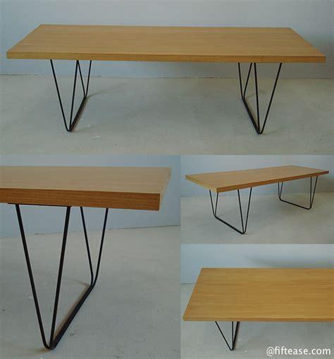 Designer Tables Pierre Paulin Table Basse Mod 232 Le 171 Cm191 187 224 Plateau