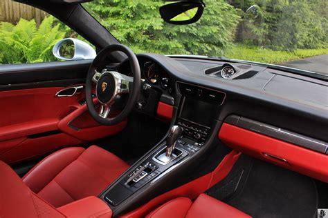Porsche Turbo S Test by Test Drive 2014 Porsche 911 Turbo S