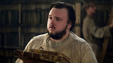 actor sam game of thrones john bradley s samwell tarly is in the business of saving
