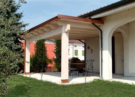 foto tettoie in legno il bers 242 pergolati e porticati personalizzati