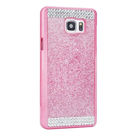 Tempered Glass Glitter Skin Samsung Galaxy Note 4 autumnfall 174 shockproof armor stand cover