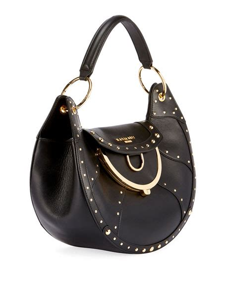 Grysons New Shoulder Bag Version Of The Beautiful Handbag by Balmain Moon Glove Patch Shoulder Bag