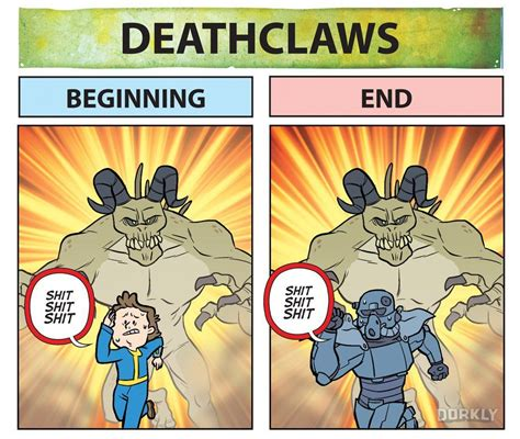 Fallout 3 The End fallout beginning vs end fallout fallout